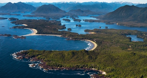 Tofino Clayoquot Sound © http://www.hellobc.co.uk