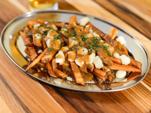 a plate of poutine © http://www.seriouseats.com