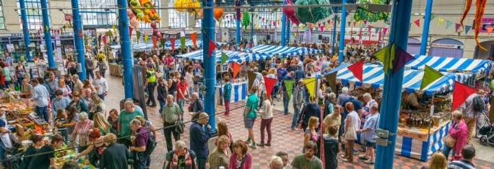 INTERIM DESCRIPTION Abergavenny Food Festival 2013